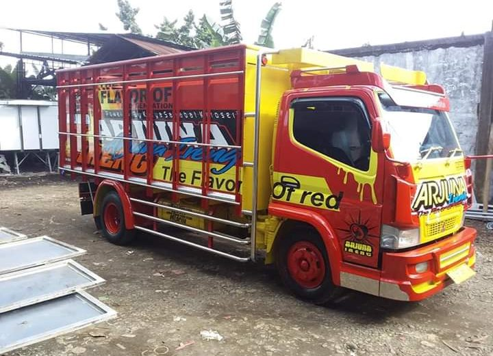 harga cutting sticker truck